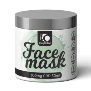 Full Spectrum CBD Facial Mask