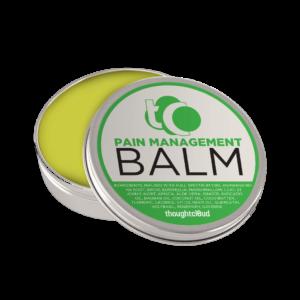 Full Spectrum CBD Pain Management Balm For Burners And Stingers