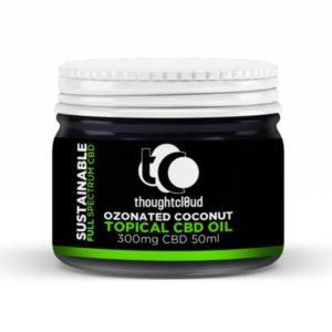 Ozonated CBD Topical Skin Care