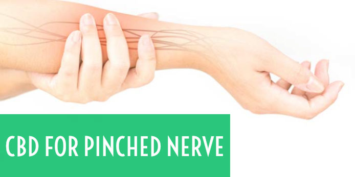 Using CBD For Pinched Nerve | Pain In The Compressed Nerve