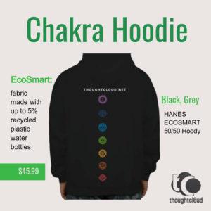 Thoughtcloud Chakra Hoodie