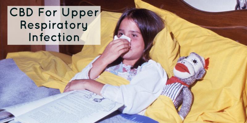 CBD For Upper Respiratory Infection