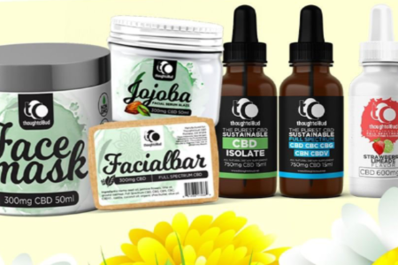 Radiate In May With Our Special CBD Oil Sale