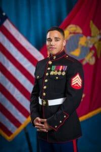 Desire Ramos,CBD Veterans Scholarship winner 2019