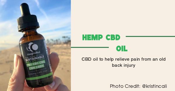 Hemp cbd oil benefits 2019