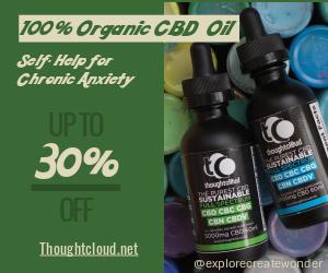 100% Organic CBD Oil