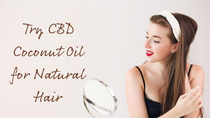 CBD For Hair