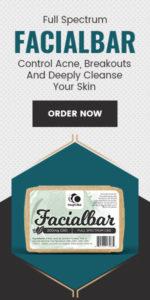 Facial Care CBD 2019 Soap