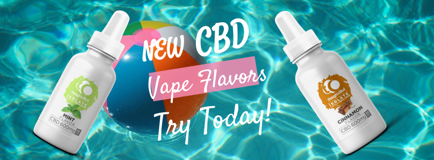 cbd vape oil mint ejuice eliquid flavor