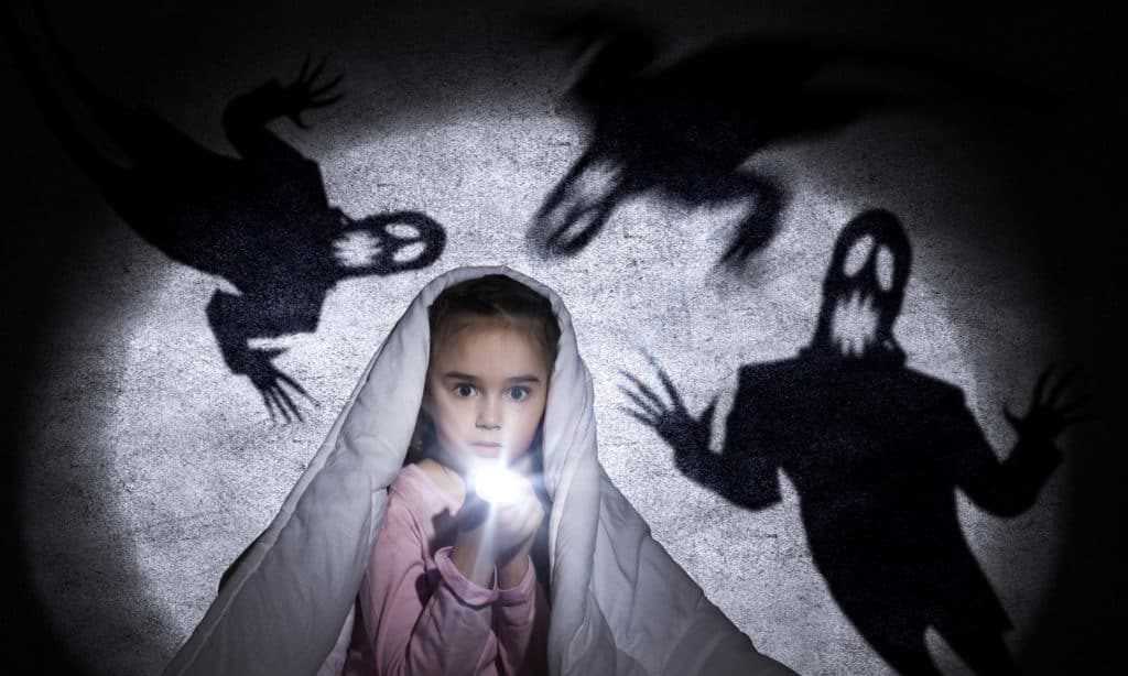 Night terrors, CBD for sleep terrors