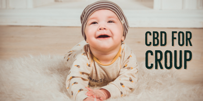Natural Remedies Along With CBD To Treat Your Kid's Croup