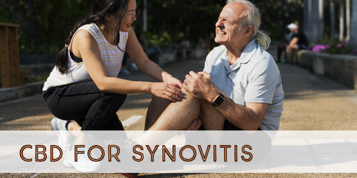 How To Improve Synovitis With CBD Oil?
