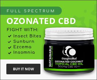 Ozonated CBD Skin Cream