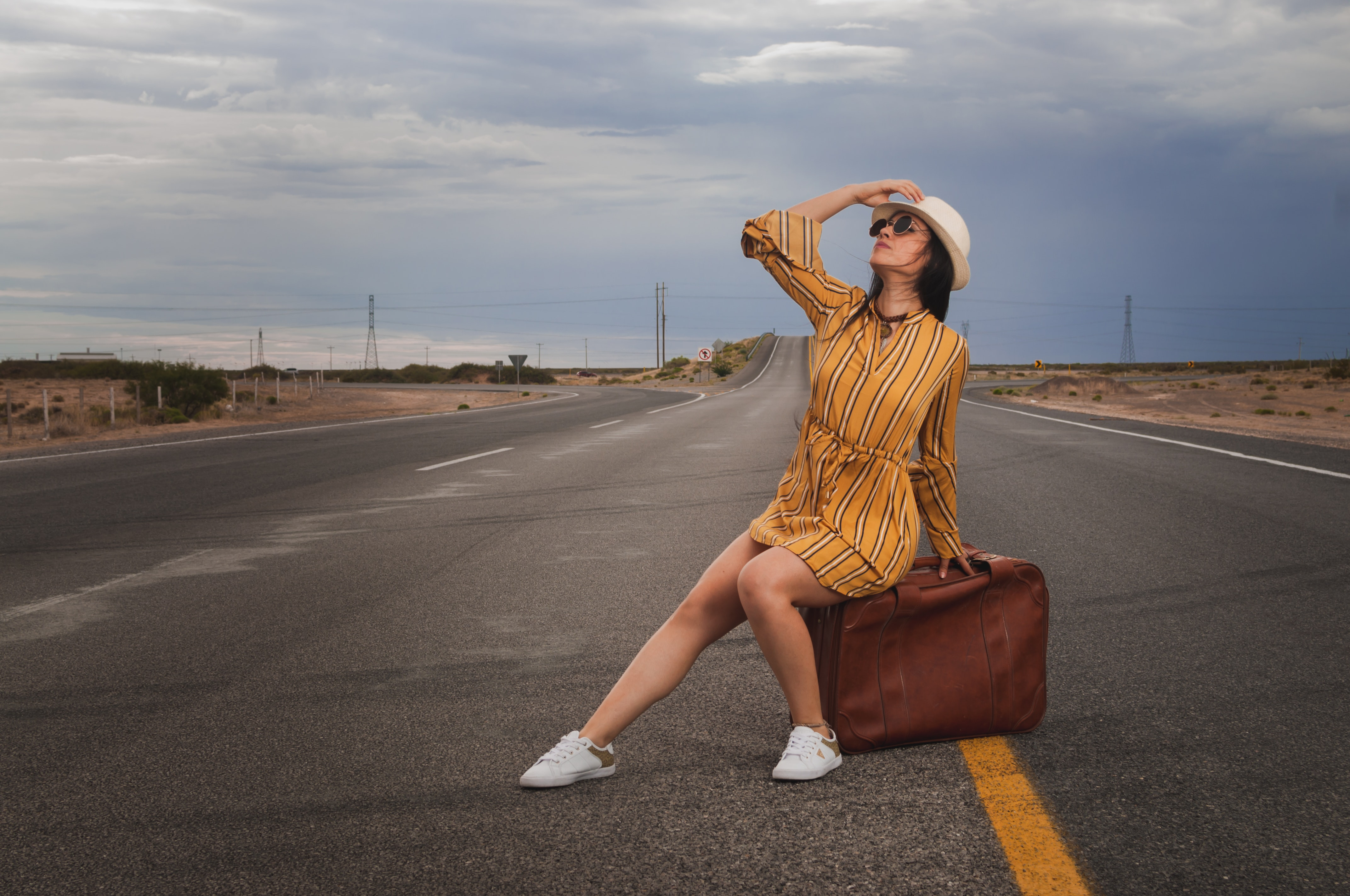 Pick the right luggage, vacation checklist