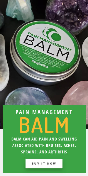 CBD Pain Management Balm