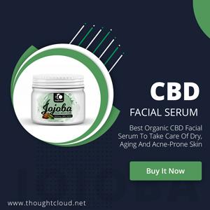 CBD Facial Serum