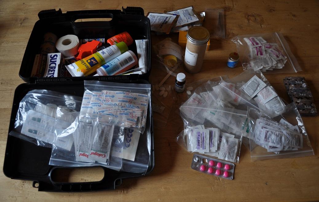 Travel Health Essentials