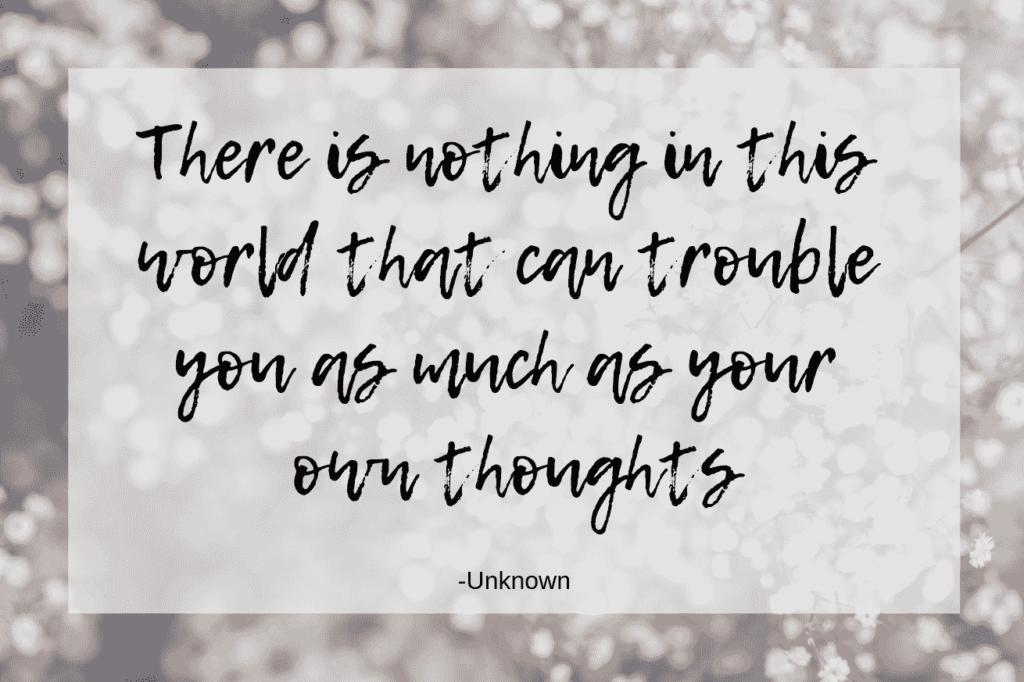 overthinking-quotes, Anxiety