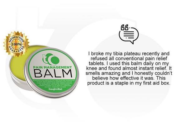 CBD Pain Balm