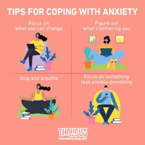 Tips for Coping with Anxiety