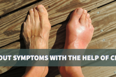 How Can You Relieve Gout Symptoms With CBD