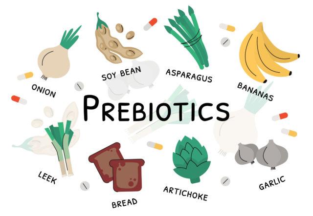 Food for Good Gut Health