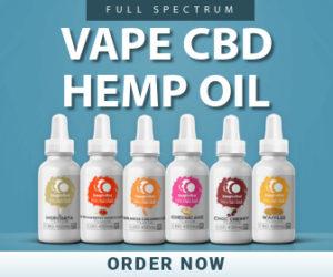Vape CBD Hemp Oil