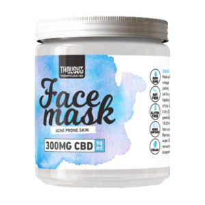 CBD Facial Mask for acne prone skin