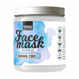 Full Spectrum CBD Facial Mask - Acne-Prone Skin