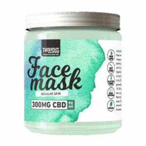 Full Spectrum CBD Facial Mask - Regular Skin