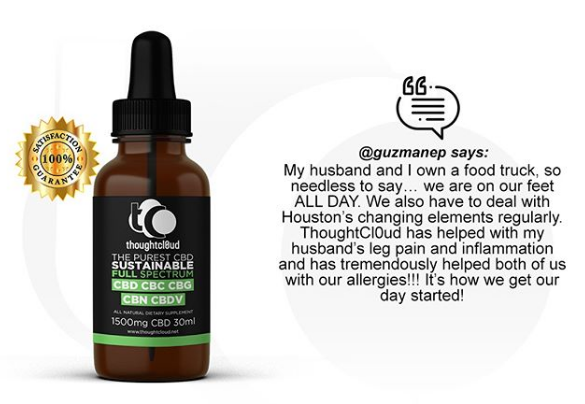 CBD Fights Inflammation