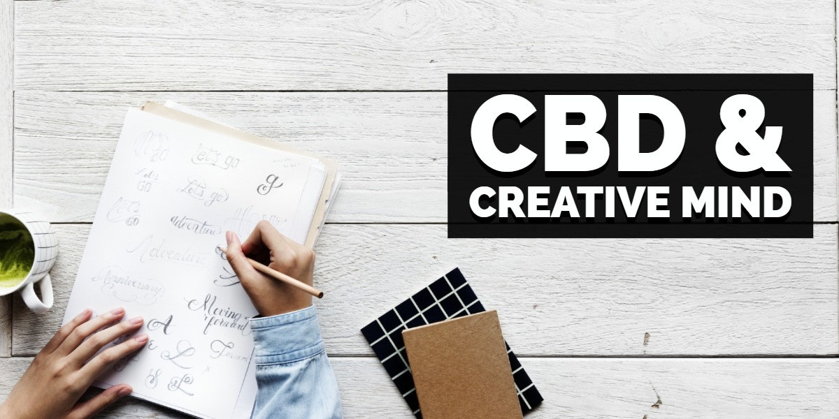 Use CBD To Unleash Your Creative Mind