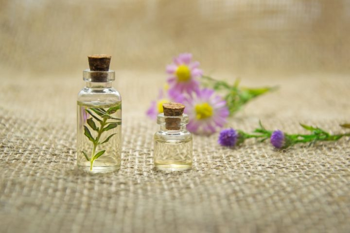 Pure Essential Oils for Inflammation