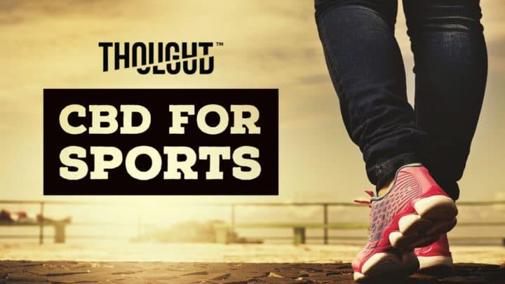 CBD product sporting life