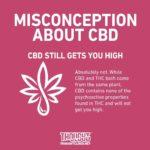 Misconception cbd