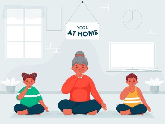 Yoga Breathing Practice,Yoga Breathing Exercises
