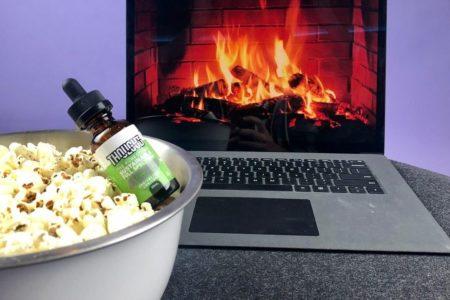 Enjoy A Tasty Snack of CBD-Infused Caramel Popcorn