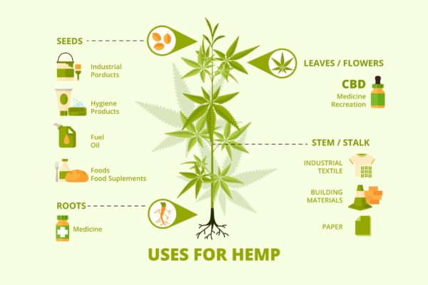 hemp benefits environment