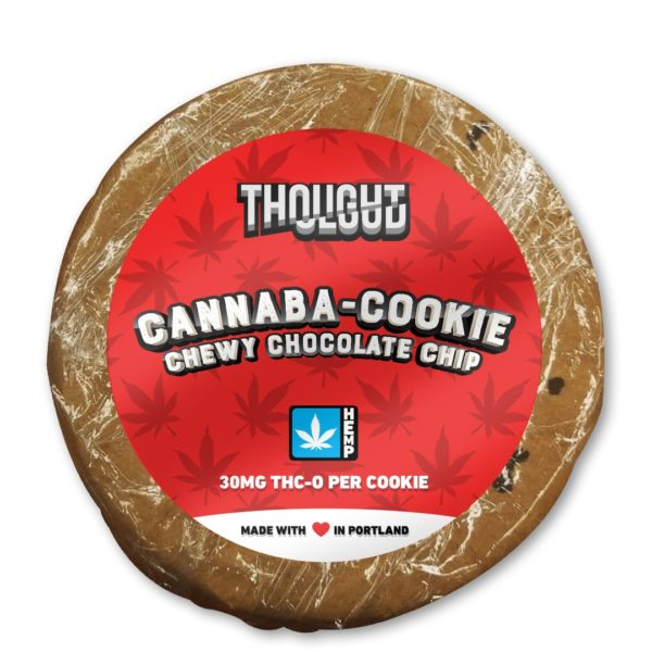 THC-O Cannaba Cookie